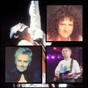 Roger, John et Brian en solo