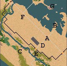 Descriptif : Missions Cléopâtre - Alexandrie Carte411