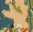 Descriptif : Missions Cléopâtre - Alexandrie Carte412