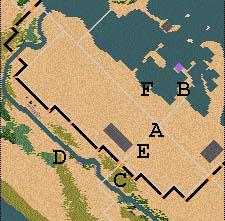 Descriptif : Missions Cléopâtre - Alexandrie Carte413