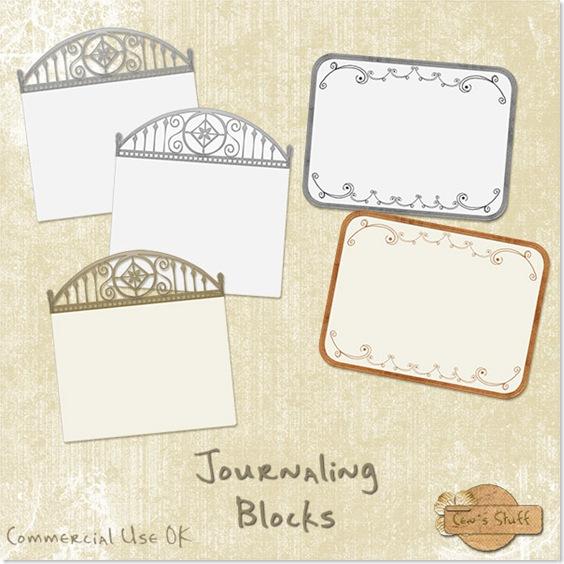 Journaling Blocks (Cen's Loft) Jsch_j10