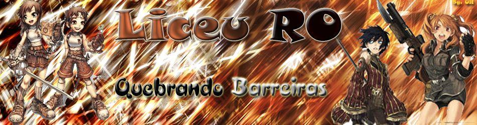 LiceuRo - Forum do Server
