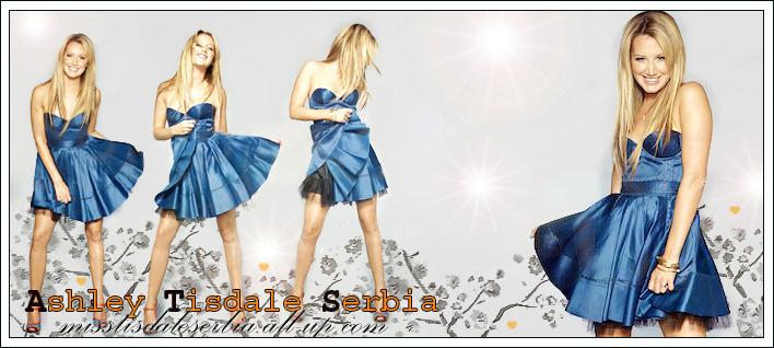 ♥Ashley Tisdale Serbia♥