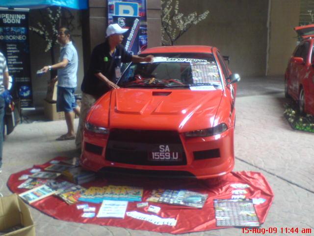 Borneo Auto Challenge 09 15-16.08.09 Dsc01314