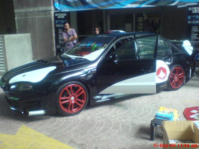 Borneo Auto Challenge 09 15-16.08.09 Dsc01316