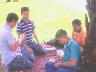 รูปเพื่อนสมาชิกที่ไปงาน Meeting ที่สวนจตุจักร Img00626