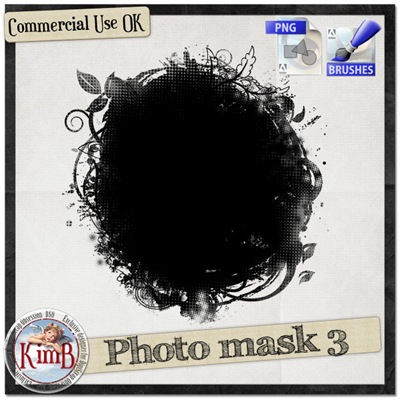 photo mask comes with the brush too ;-) Kb-pho10