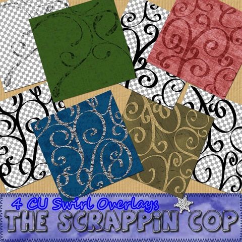 CU Swirly Overlays from The Scrappin Cop by Deb Sc_swi10