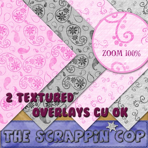 Vacation's Over! 2 CU Textured Overlays. By Scrappin Cop! Sc_vac11