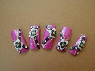Nail Art 1210