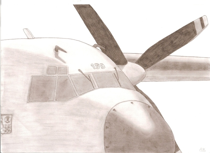 mon 1er dessin Numari10