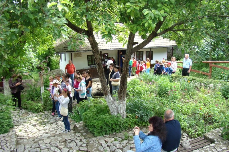 """""""Zâmbete în grădina copilăriei"""" - Lansare de carte si spectacol artistic, 01 iunie2013 Bojdeu17"""