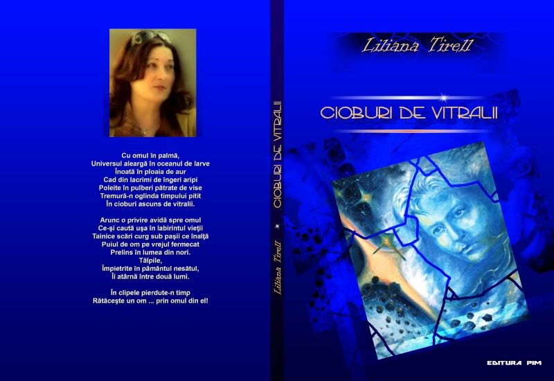 """Lansare de carte- """"Cioburi de vitralii""""- Liliana Tirel- 25 mai 2013 Copert10"""