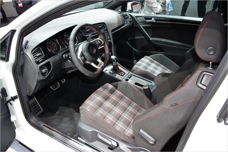 Golf 7 GTI - 05 mars présentation officielle au Salon de Genève 2013 (1/2) 513