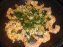 Salade de chouchoute aux crevettes persillées 2013-027