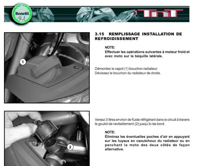 perte liquide refroidissement -chauffe moteur Ishot-18