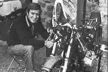 Hommage à Jarno Saarinen Racer-10