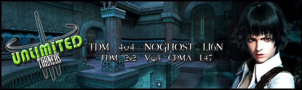 Unlimited Torneos - TDM 4v4 NoGhost Freeze 1.16n