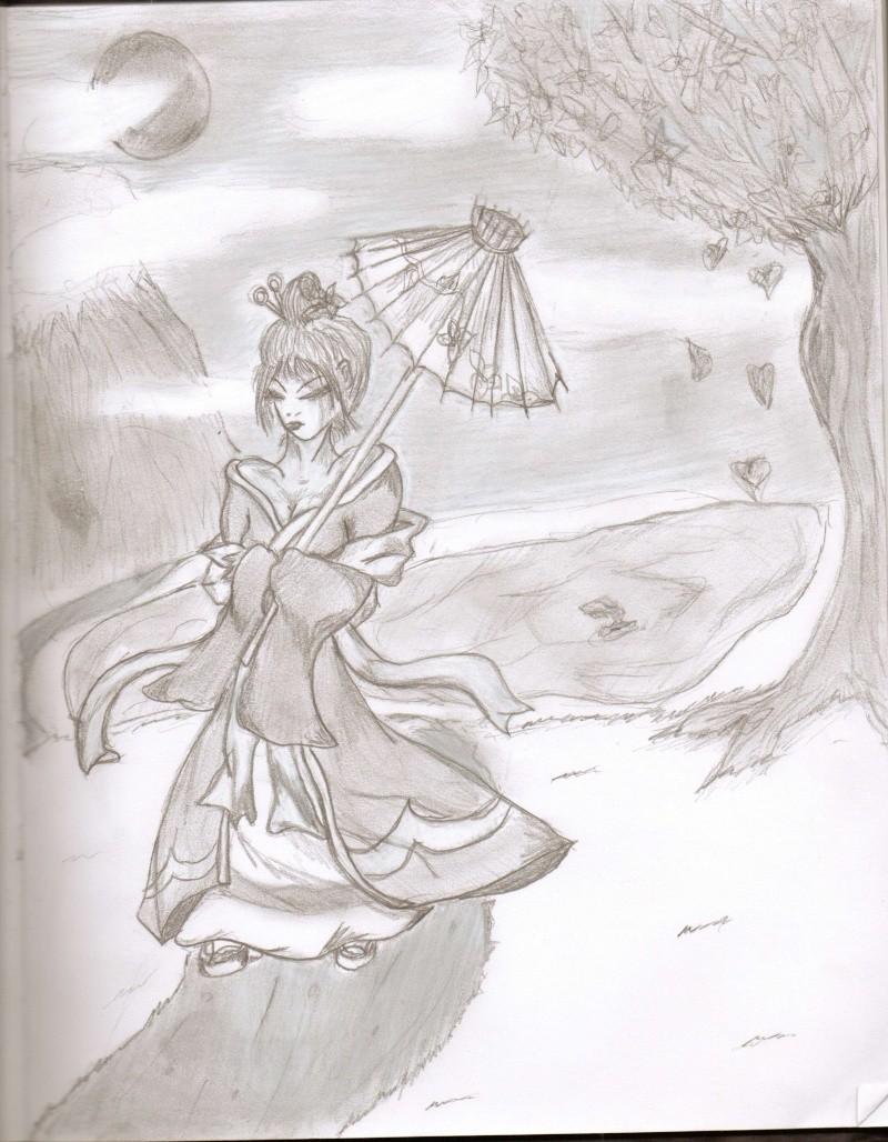 Akurei's Art Portfolio Cherry10