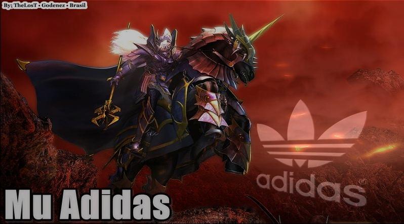 Mu - Adidas