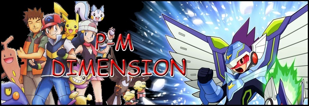 Pokemon-Megaman Dimension