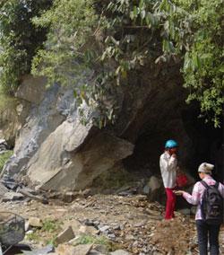 Phát hiện hoá thạch động vật có niên đại từ 3 - 5 vạn năm ở Lào Cai 09051011