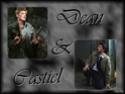 Castiel - Supernaturel-Mes Créas-Castiel/Dean-G Dean__10