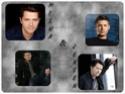 Castiel - Supernaturel-Mes Créas-Castiel/Dean-G Jensen10