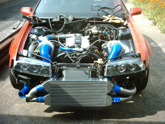 CAlibra V6 Biturbo RWD Samco311