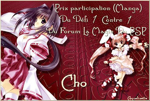 Défi 3 : Didine VS Chô Nouveaux prix Choman10