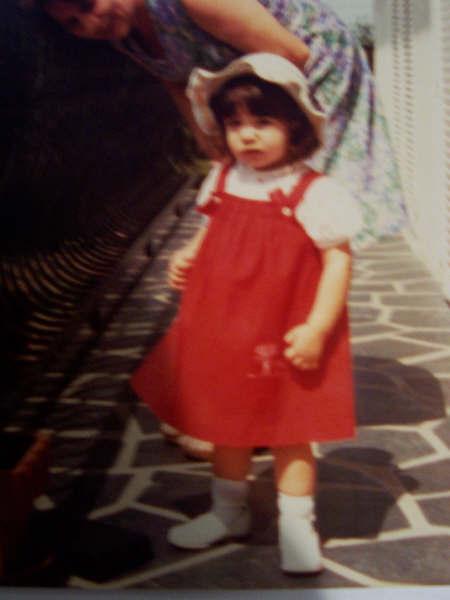 Présentation photo : quand vous étiez très jeunes Petite10