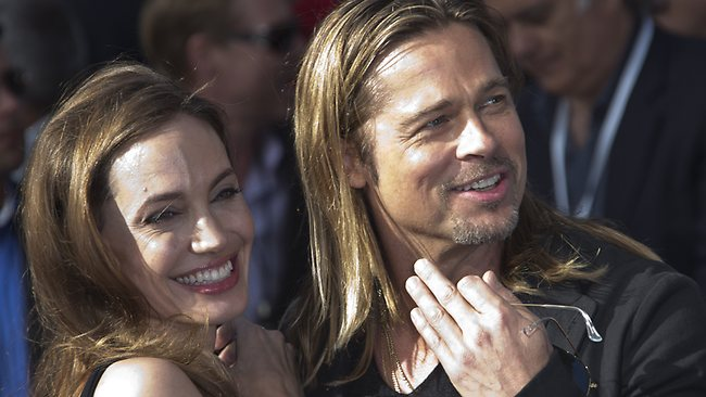 Brad and Angelina at World War Z Premiere..Leicester Square, London..June 2nd, 2013 00144655