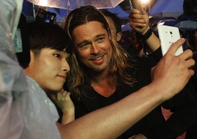 Brad at World War Z Premiere Seoul,South Korea..June 11th 2013 0026624