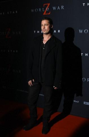 Brad at World War Z Premiere, The Star, Sydney Australia..June 9th 2013 - Page 2 01213220