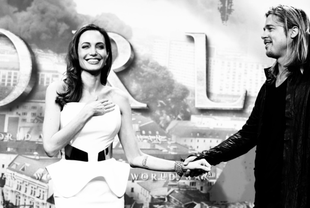 Brad and Angelina at World War Z Premiere, Sony Center..Berlin, Germany..June 4th 2013 - Page 2 016910