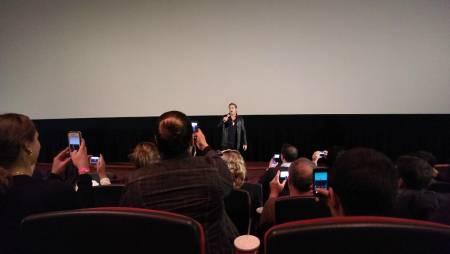 Brad at World War Z Screening, AMC River East..Chicago, Ill June 6th 2013 0177