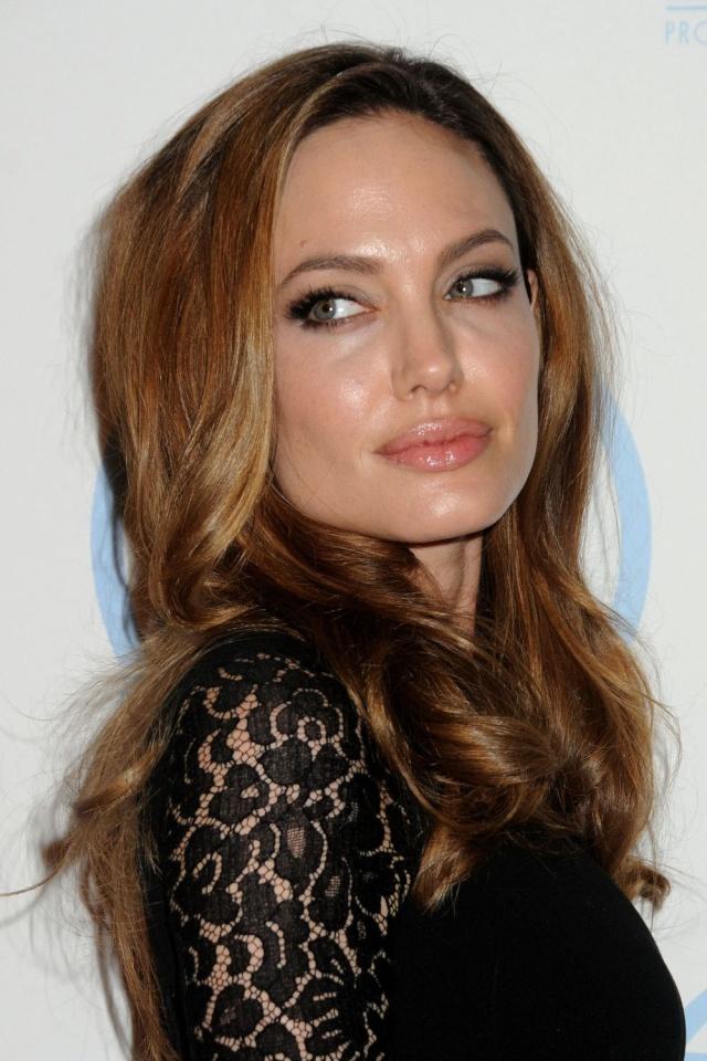 Brad and Angelina at Producers Guild Awards,Los Angeles, CA .January 21st 2012 024410