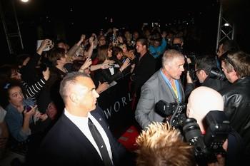 Brad at World War Z Premiere, The Star, Sydney Australia..June 9th 2013 - Page 2 0264