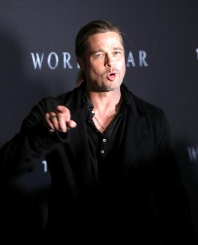 Brad at World War Z Premiere, The Star, Sydney Australia..June 9th 2013 - Page 2 0341