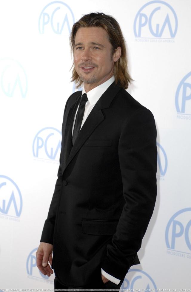 Brad and Angelina at Producers Guild Awards,Los Angeles, CA .January 21st 2012 03710