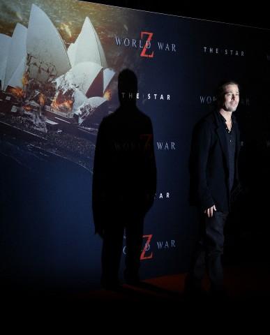 Brad at World War Z Premiere, The Star, Sydney Australia..June 9th 2013 - Page 2 04041348