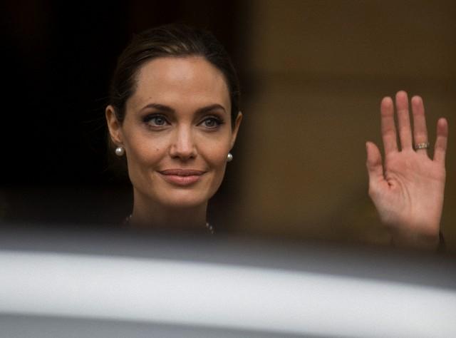 Angelina at G8 Summit..April 11th 2013 0413