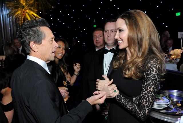 Brad and Angelina at Producers Guild Awards,Los Angeles, CA .January 21st 2012 048610