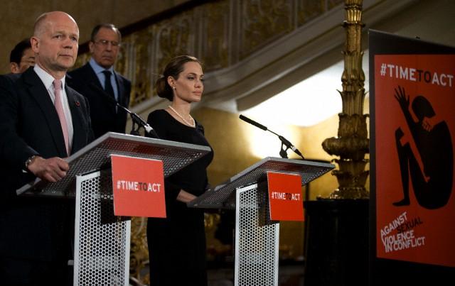Angelina at G8 Summit..April 11th 2013 0513