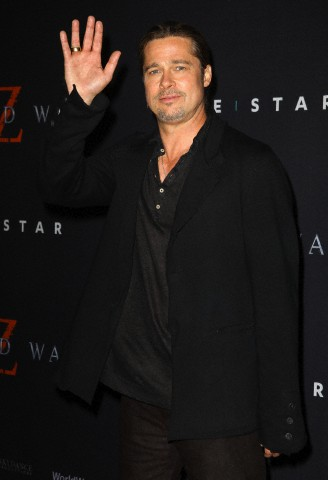 Brad at World War Z Premiere, The Star, Sydney Australia..June 9th 2013 - Page 2 0528