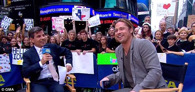 Brad Interview on Good Morning America..New York City, June 17th 2013 0_217