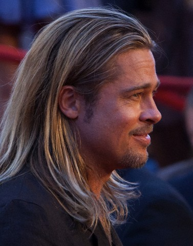 Brad at World War Z Premiere, New York..June 17th 2013 0_322