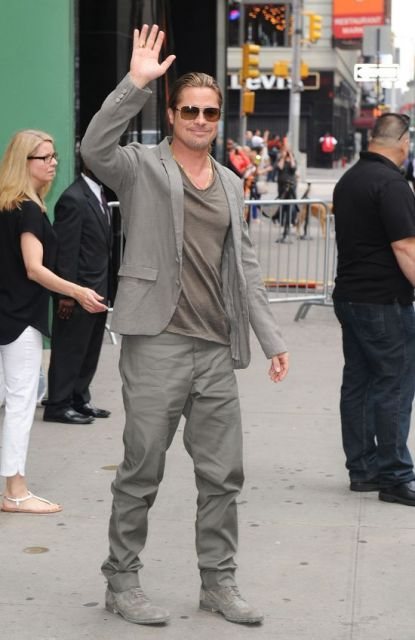 Brad Interview on Good Morning America..New York City, June 17th 2013 0_517