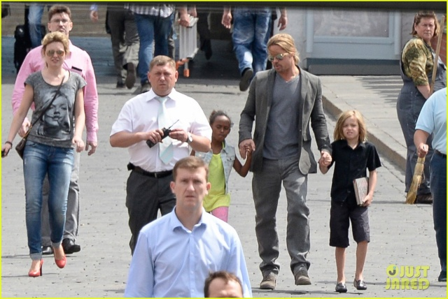 Brad,Zahara, and Shiloh visiting the Moscow Kremlin, Russia, June 21st,2013 0_521