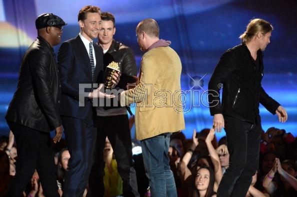 Brad at MTV Movie Awards..April 14th 2013 0_610